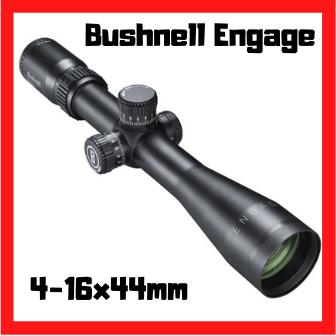 lunette de visée tir bushnell engage 4-16x44mm