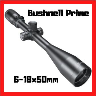 lunette de visée tir bushnell prime 6-18x50mm